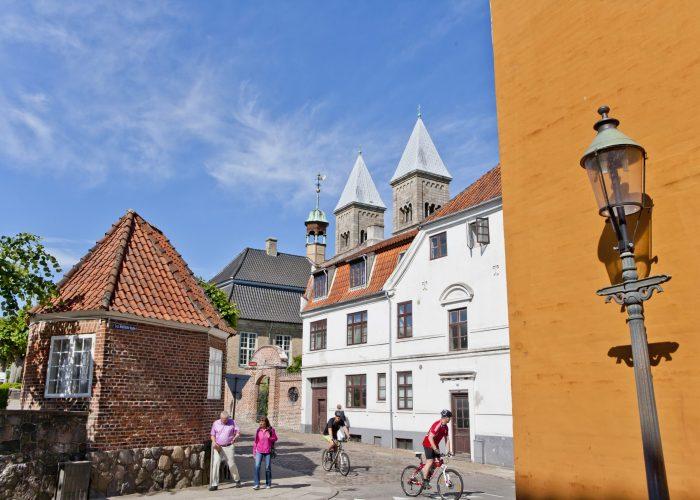 Viborg er Danmarks gamle hovedstad, og byen byder på en masse spændende muligheder, samtidig med, at den gemmer på en masse historie.  https://www.visitviborg.dk/