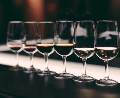 Port,Wine,Tasting,In,Cellar,Restaurant
